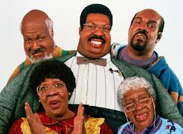 Nutty Professor family
