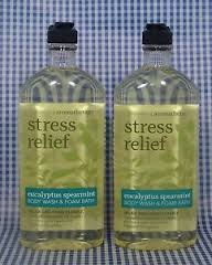 stress relief body wash