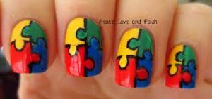 autism manicure