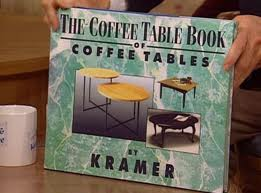 Seinfeld coffee table book