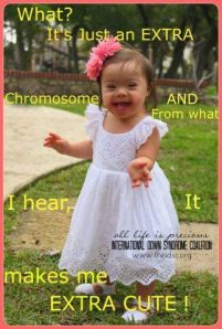 extra chromosome extra cute