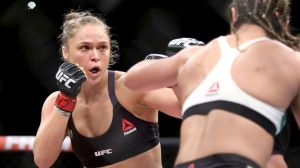 Ronda Rousey ABC news