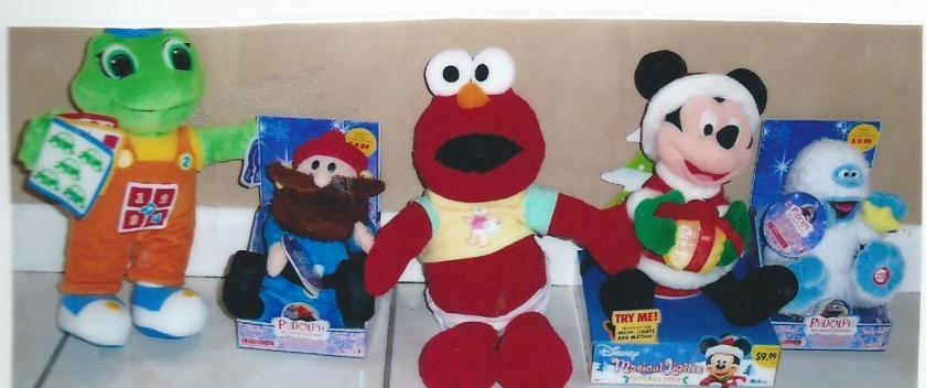 Nick toys