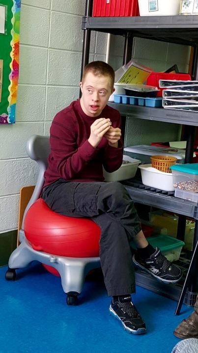 Nick chair AID