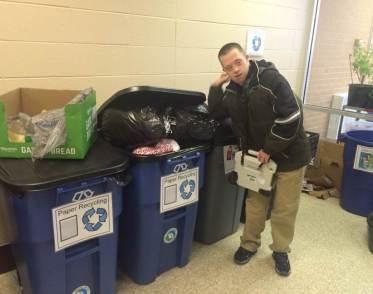 Nick recycling