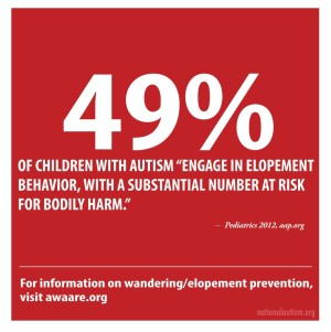 autism elopement
