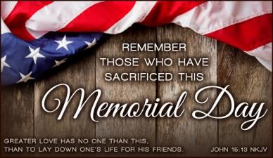 Memorial Day 16