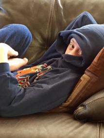 nick hoodie