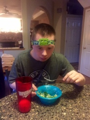 Nick salad ninja