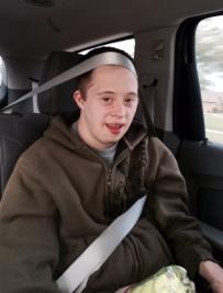 Nick seatbelt