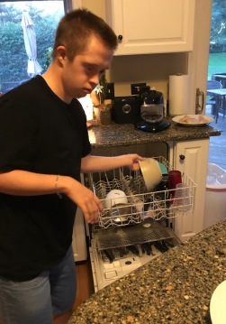 Nick dishwasher two