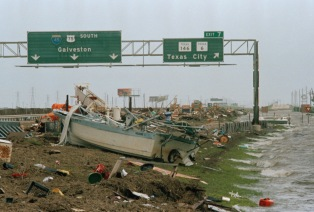Hurricane Alicia 1983