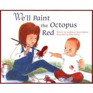 Paint the Octopus Red