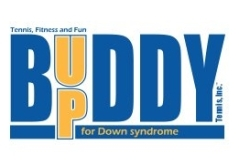 Buddy Up Tennis Logo
