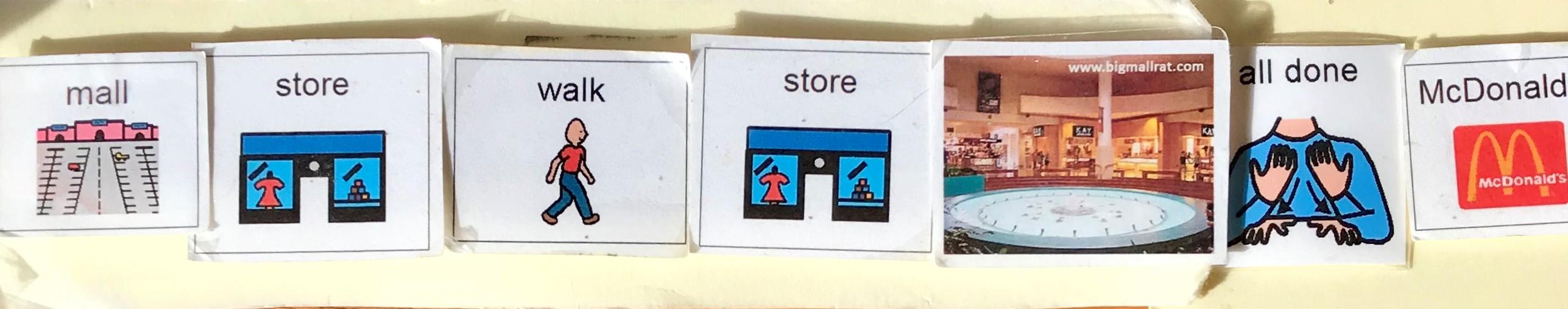 task strip mall