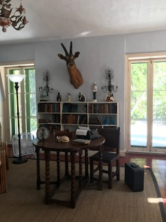 Keys Hemmingway Writing place