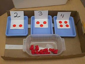 counting task strip