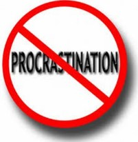 no-procrastination