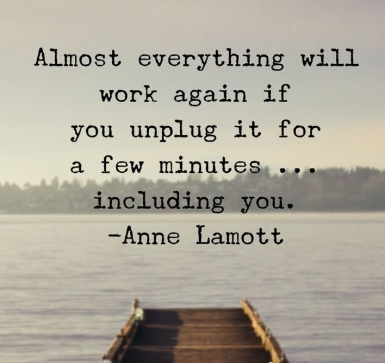 unplug it quote