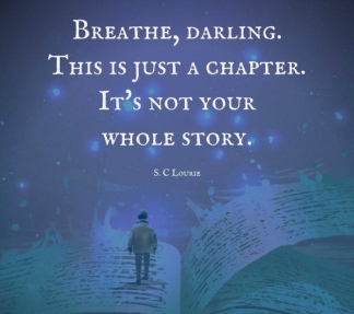 breathe chapter quote