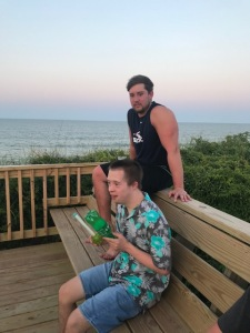 nick and hank obx 2018