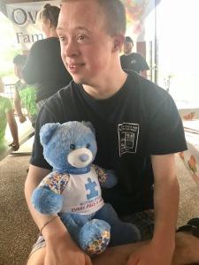 NIck Autism Bear
