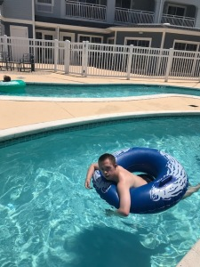 Nick lazy river in obx