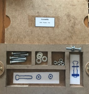assembly nuts and bolts