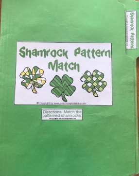matching shamrocks1