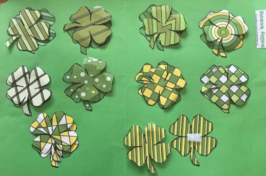 matching shamrocks2