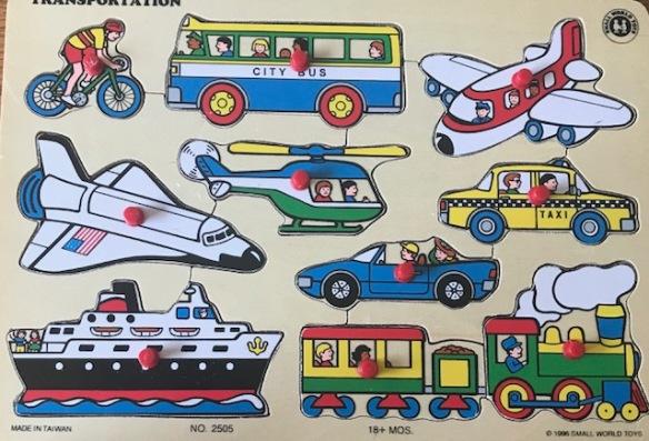 puzzle transportation