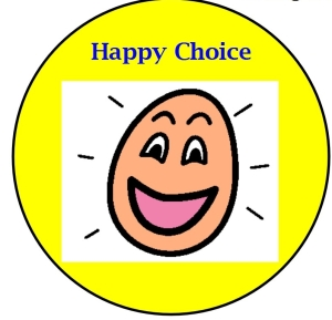 happy choice sad choice