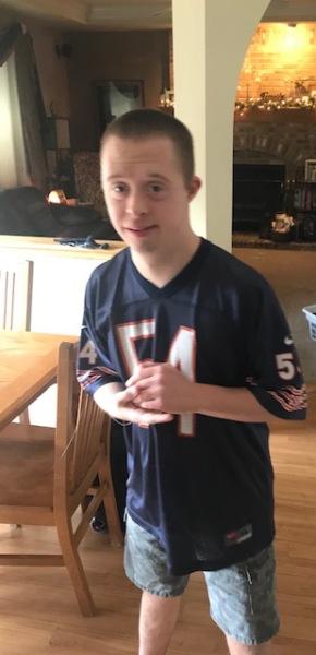 Nick Bears Jersey
