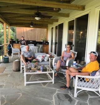 Bremo porch 2019