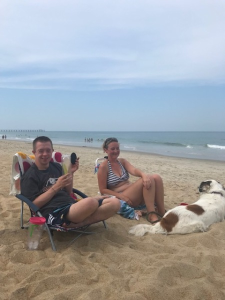 Nick and Anna OBX 2019