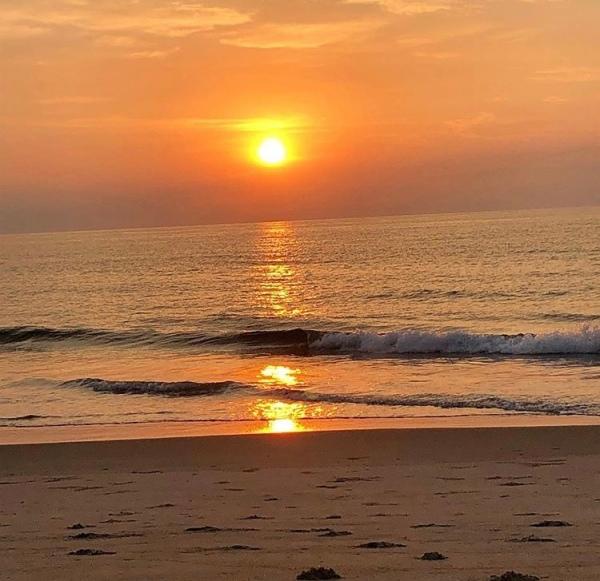 OBX sunrise 2019