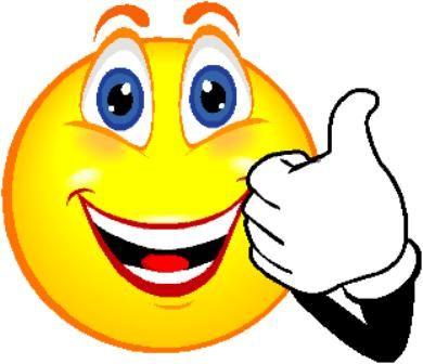 smile emoji thumbs up