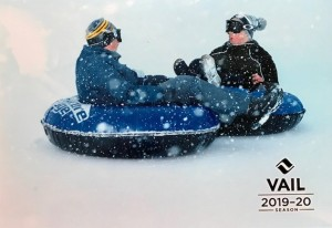 Nick and Dad Tubing 2019